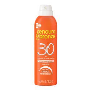 Protetor-Solar-Aerossol-Cenoura-e-Bronze-FPS30-com-200ml-CB19179-0