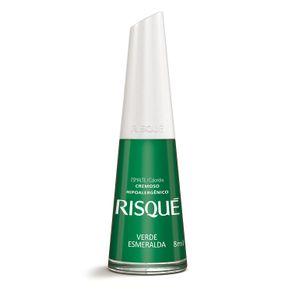 Esmalte-Risque-Cremoso-Verde-Esmeralda-8-mL-RISQ8796-1