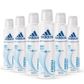 Kit-Desodorante-Aerossol-Adidas-Feminino-Cool---Care-Fresh-com-6-Unidades
