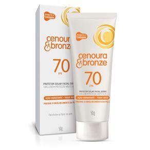 Protetor-Solar-Facial-Cenoura-e-Bronze-FPS70-com-50g