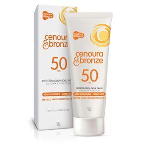 Protetor-Solar-Facial-Cenoura-e-Bronze-FPS50-com-50g