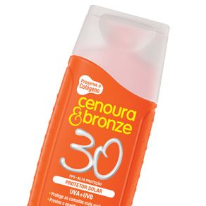Protetor-Solar-Cenoura-e-Bronze-FPS30-com-200ml