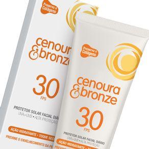 Protetor-Solar-Facial-Cenoura-e-Bronze-FPS30-com-50g