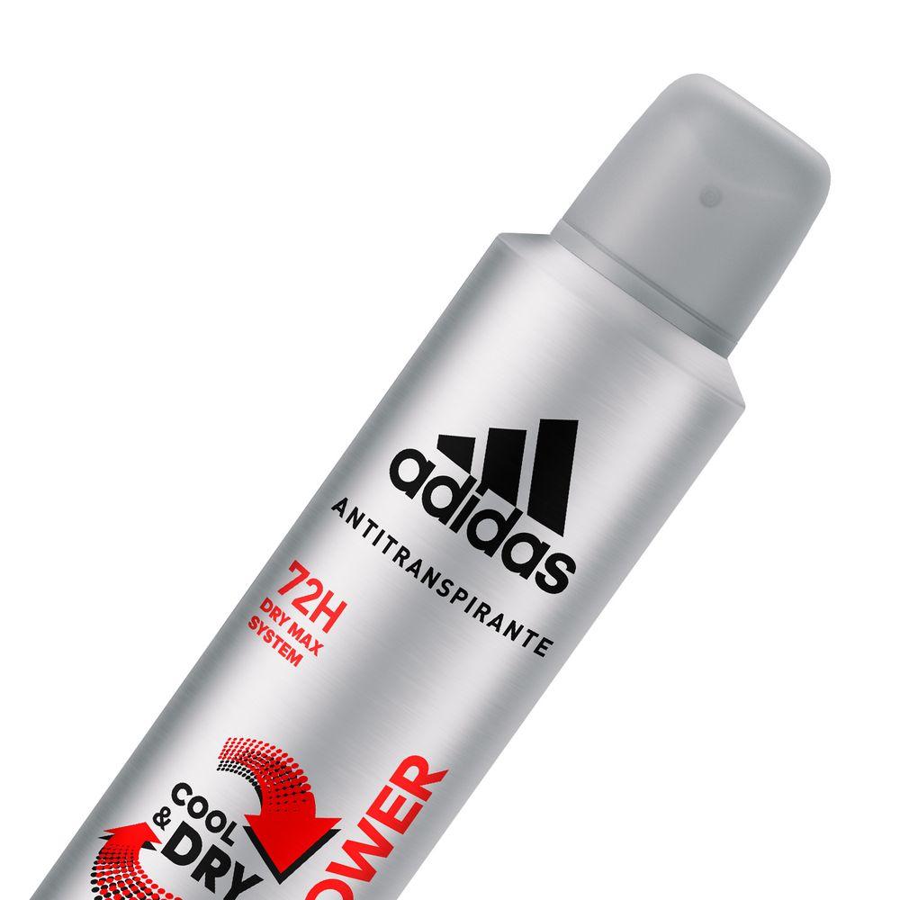 fef4f89b4c4 Desodorante Aerossol Adidas Masculino Cool   Dry Power com 150ml - Coty