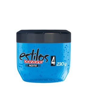 Gel-Bozzano-Estilos-Noite-Azul-Fator-4-com-230g