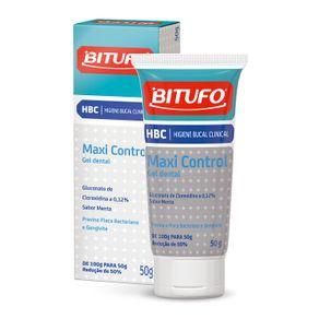 Gel-Dental-Bitufo-Maxi-Control-com-50g