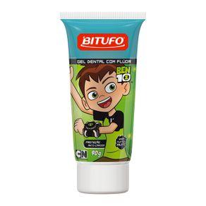 Gel-Dental-Bitufo-Ben-10-Tutti-Frutti-com-90g