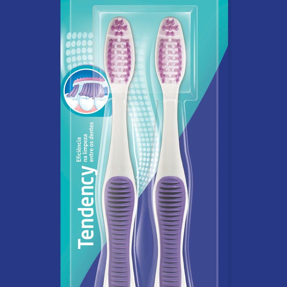 9c27da6ba Escova Dental Sanifill Tendency Média Leve 2 Pague 1 - Coty