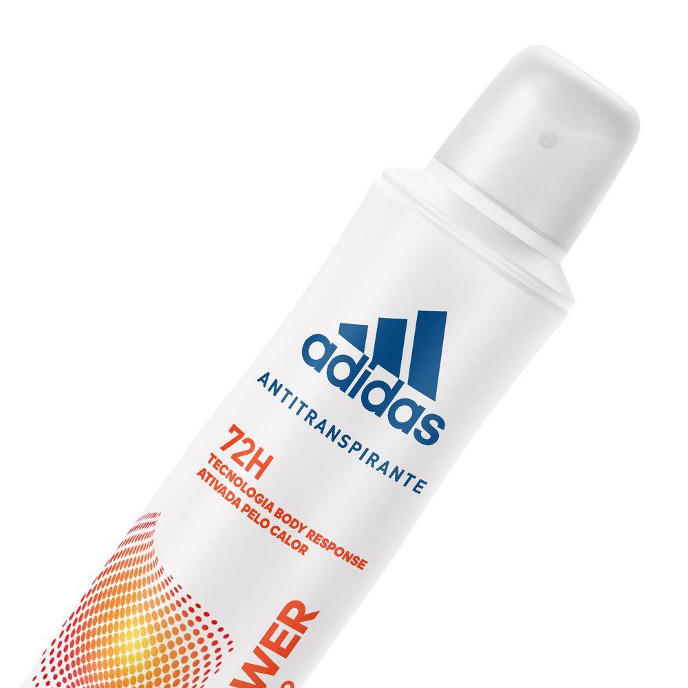 0218b0e20 Desodorante Aerossol Antitranspirante Adidas Adipower Feminino com ...