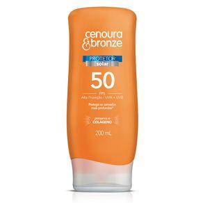 Protetor-Solar-Cenoura-e-Bronze-FPS50-200ml