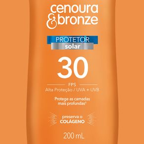 Protetor-Solar-Cenoura-e-Bronze-FPS30-200ml