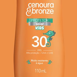 Protetor-Solar-Kids-Cenoura-e-Bronze-FPS30-110ml