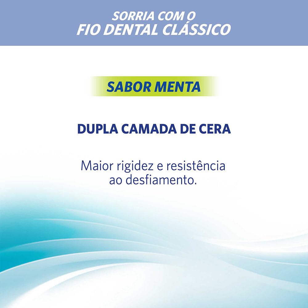 0afa9fe3e0cabd Fio Dental Sanifill Extra Fino 100m