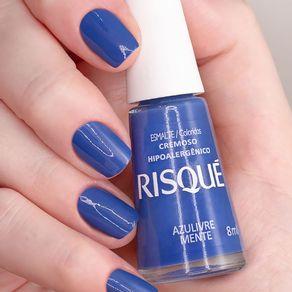 Esmalte-Risque-Cremoso-Azulivre-Mente-8ml