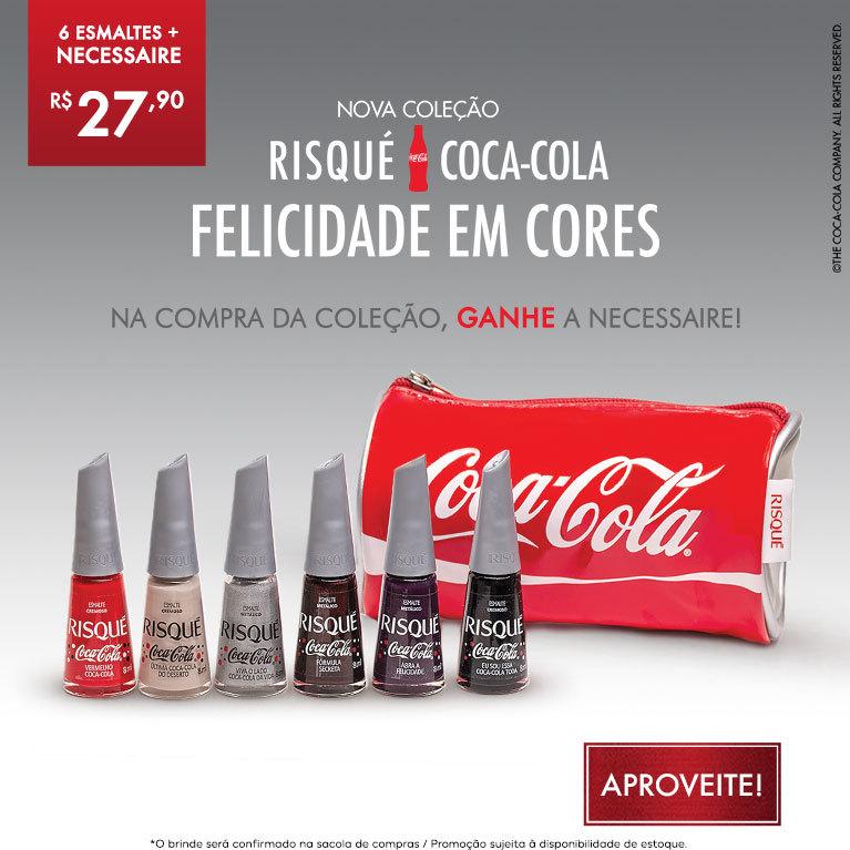 Risqué Coca MOB